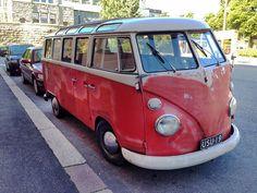 VW Kleinbus (Helsinki, Finland)