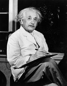 Cita de Albert Einstein. | Matemolivares