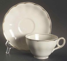Solid Background, Cup And Saucer Set, White Porcelain, Tea Cups, Entertaining, Cream, Creme Caramel, Funny, Cup Of Tea