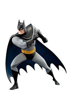 Kotobukiya DC Comics Batman (The Animated Series) ArtFX+ Statue - Movie Figures - 1 Batman Comic Books, Batman Comics, Comic Book Heroes, New 52, Dc Universe, Mark 46, Batman Dark Knight, Harley Quinn, Dc Comics Series