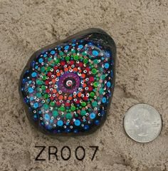 When you need a feel good, mega dose of color and energy, then you need one of our ZENergy rocks! We have infused pure joy into these little treasures. You just can't help yourself from smiling when y