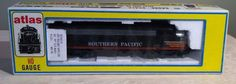Atlas Southern Pacific FP7 Diesel Locomotive 6451 HO Scale - New #Atlas