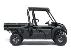 New 2017 Kawasaki Mule PRO-FX EPS LE ATVs For Sale in California. THE KAWASAKI DIFFERENCEKAWASAKI STRONGThe 2017 MULE PRO-FX is our fastest, most powerful, three-passenger MULE side x side ever. Built on the same rugged platform as the MULE PRO-FXT, this revolutionary side x side also comes equipped with the largest cargo bed in its class. To top it off, the MULE PRO-FX is backed confidently by the Kawasaki STRONG 3-Year Limited Warranty.