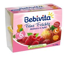 Bebivita Himbeere in Apfel, 6er Pack (6 x 400 g) von Bebivita, http://www.amazon.de/dp/B0054WYFTQ/ref=cm_sw_r_pi_dp_H9OFrb0ZP4ZVT