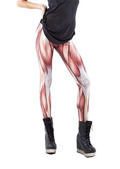 Women's Designed Digital Print Muscles Pattern Sexy Stretch Leggings Black Milk Show http://www.amazon.com/dp/B00NVE7P1E/ref=cm_sw_r_pi_dp_ZVgpub01094VN