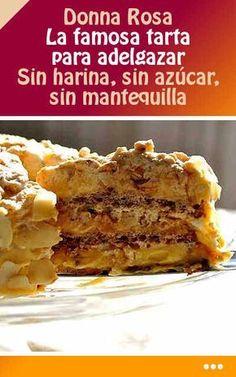#tarta #receta #adelgazar #sinharina #sinazúcar #sinmantequilla