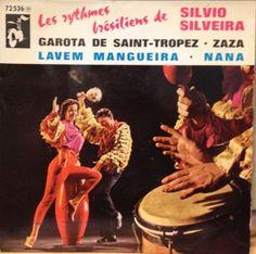 Silvio Silveira - Les Rythmes Brésiliens De Silvio Silveira (Vinyl) at Discogs