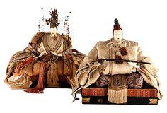 Japanese Hina Dolls, Pair on OneKingsLane.com
