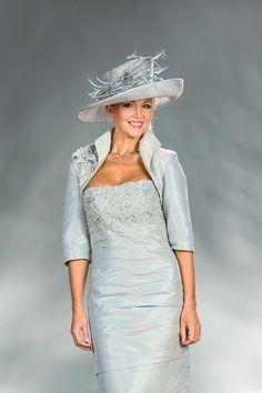 Short mist dress & jacket 885196