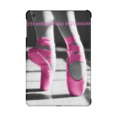 #Life without #Ballet is #Pointeless #iPad #Retina #Cases