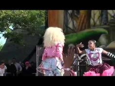 Nicki minaj nip slip unceserd video