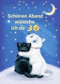 Good Night, Good Morning, Christmas Cards, Painting, Gb Bilder, Friendship, Relax, Cocktail, Box