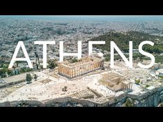 The Best Things to Do in Athens Greece - YouTube