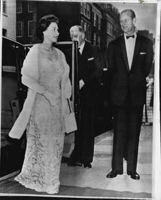 Queen Elizabeth II Duke of Edinburgh