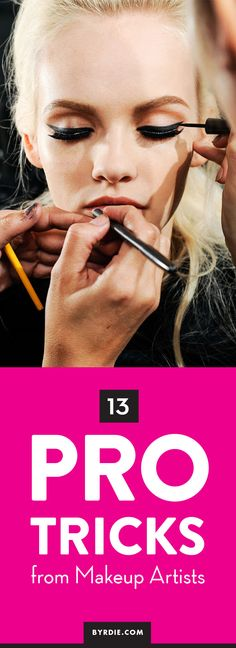 13 genius makeup tricks to steal from the pros