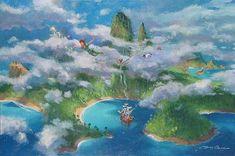 Neverland - wall mural?