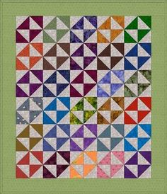 Use my Broken Dishes baby quilt pattern to make this popular patchwork quilt.: How to Make a Broken Dishes Baby Quilt Quilt Baby, Baby Girl Crochet Blanket, Baby Girl Quilts, Girls Quilts, Crochet Baby, Irish Crochet, Baby Bedding, Children's Quilts, Amish Quilts