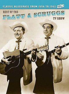 Flatt & Scruggs TV Show Vol. 1