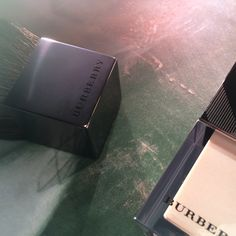 Coming soon - Burberry Make-up S/S14 - shot with #iPhone5s #LFW