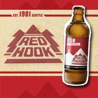 Red Hook IPA beer