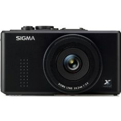 Sigma DP series are unique because it is the first small camera that start using a large sensor size equal to Dslr camera.