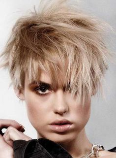 20 Best Short Messy Hairstyles   2013 Short Haircut for Women