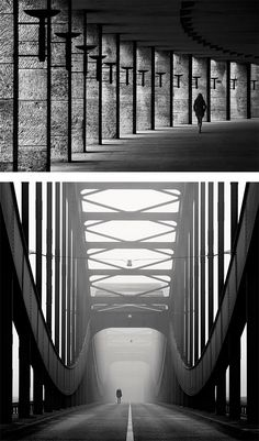 Beautiful Black & White Photos by Kai Ziehl