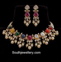 navrathan necklace