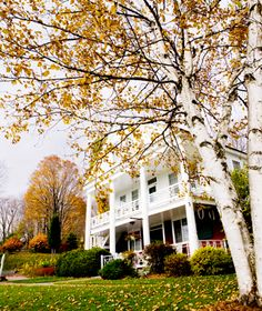 Rabbit Hill Inn, Vermont Named One of the Top 100 Hotels in the World by Travel+Leisure Magazine. Rabbit Hill Inn is considered one of the most romantic places on the planet. We stayed in this most beautiful of inns at the height of the fall colors and it was so beautiful.
