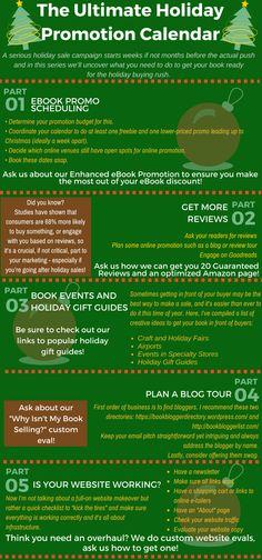 Holiday Promotion Calendar