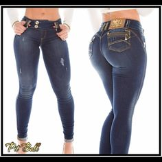 Brazilian Butt Lift Jeans  ©Copyright . Imported Jeans from Brazil. Stunning & Chic  The # 1 brand in Brazil Pit Bull  Amazing Fit ! Unique designs  Sizes available : 1/2USA (36BR) 3/4USA (38BR) 5/6USA (40BR) 7/8USA (42BR) 9/10USA (44BR) 11/12USA (46BR) Jeans Skinny