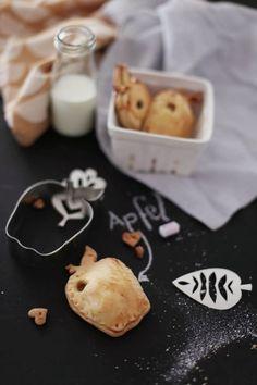 Apfel und Kürbis - zwei verschiedene, herbstliche Pie´s (via Bloglovin.com )