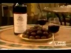Anette's Chocolates by Brent featured in Fine Living.  The Wine Brittle is to die for!