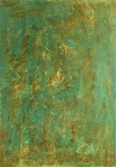 """Autumn"". Oil on canvas. 39.37 x 27.55 in (100 x 70 cm)."