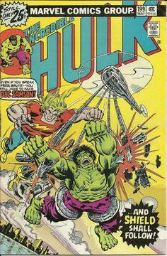 Incredible Hulk - Comic Book - Issue 199 (1976) Fine