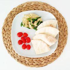 Quick work lunch today #foodgram #hummus #lunch #healthy #food #worklunch