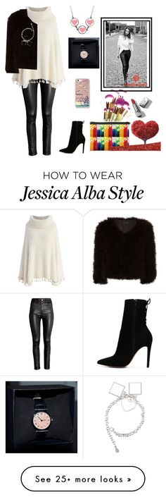 """""""Be Yourself"""" by snapmade on Polyvore featuring H&M, Chicwish, Jocelyn, ALDO, DL1961 Premium Denim and Burberry"""