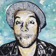 Alec Tramlife - Portrait #2 by Donica Chesla