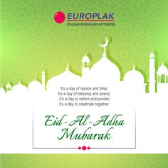 May the divine blessings of Allah brings you all hope, faith, and joy on Eid-Ul-Adha & forever.  Happy Eid Ul Adha!! #EuroplakIndia