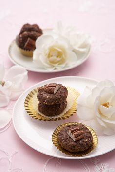 Chocolate bakes for diabetics: Choc-nut oat cookies Diabetic Cookies, Diabetic Desserts, Diabetic Recipes, Coffee Cake Cookies, Oat Cookies, Sugar Free Recipes, Sweet Recipes, Baking For Diabetics, Biscotti Biscuits