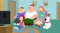 10 Cancelled TV Shows That Came Back With A Vengeance - History Family Guy Stewie, Lion Family, All Family, Family Guy Season 13, Family Guy Episodes, Tv Episodes, Peter Griffin, Lois Griffin, Stewie Griffin