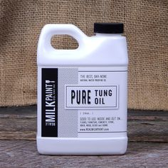 Pure Tung Oil Wood Finishes (chinawood oil) Pure Tung Oil, Real Milk Paint, Pure Oils, Concrete, Home Improvement, I Am Awesome, Things To Come, Flooring, Pure Products
