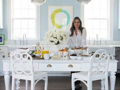 Aerin at home, Photographs Courtesy of Random House