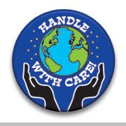 Handle With Care by mysticdragonss on Etsy, $1.50