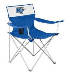 Middle Tennessee State Blue Raiders NCAA Canvas Chair
