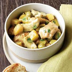 Italian-style stew - Sunset