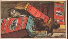 Libbys Corned Beef-Victorian Trade Card