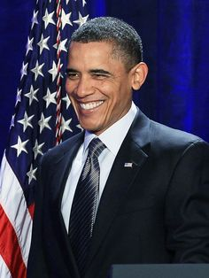 Known as one of our nation's more dapper presidents, Barack Obama works his graying hair with grace and aplomb