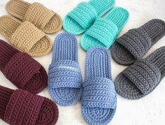 Slippers men with sole - Crochet groom slippers - Mens gift - Knitted mens boots - Flat shoes - Handmade mens sandals History of Knitting Wool rotating, weaving and stitching careers such as for instance BC. Bridesmaid Slippers, Wedding Slippers, Leather Slippers For Men, Mens Slippers, Knitted Slippers, Knitting Wool, Gucci Mane, Crochet Shoes, Garter Stitch