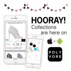 """New! Collections in the App"" by polyvore ❤ liked on Polyvore featuring ferm LIVING, women's clothing, women, female, woman, misses and juniors"
